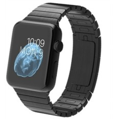 Apple Watch 42mm Link Bracelet (Space Black)