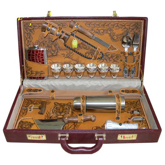 Подарочный набор «Купец №2» на 6 персон