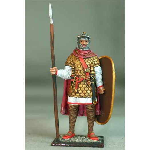 Преторианский гвардеец. Рим, конец 2 - начало 3 века н.э.