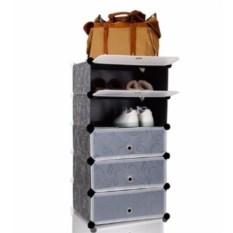 Складной шкаф для обуви
