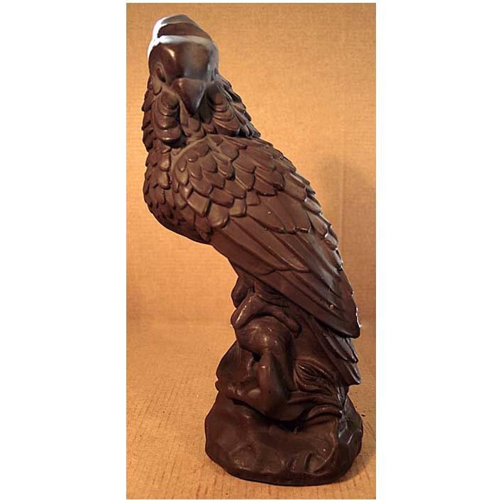 Шоколадная фигурка «Попугай какаду»