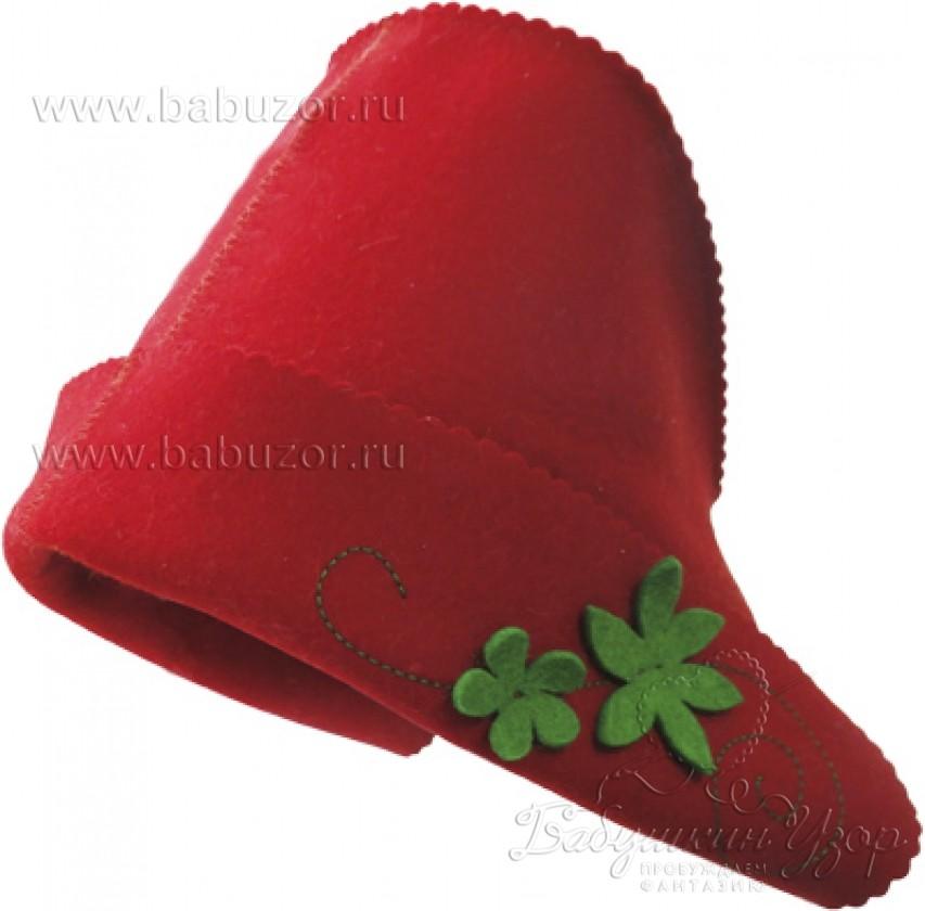 Детская банная шапка Герда