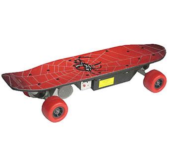 Скейт электрический