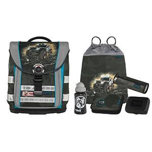 Школьный рюкзак MC Neill ERGO Light COMPACT Дакар