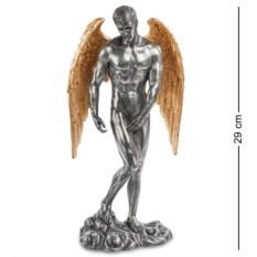 Статуэтка Ангел ( с золотыми крыльями)