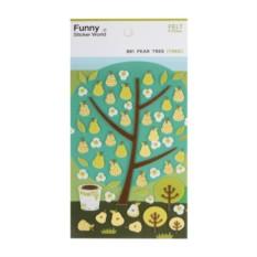 Декоративные наклейки Pear Tree