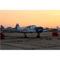 Подарочный сертификат Ознакомительный полет на Як-18