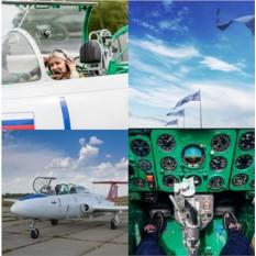 Сертификат на полет 30 мин на Л-29 (II кабина)