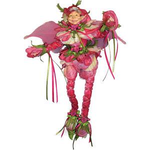 Рождественская кукла «Эльф»
