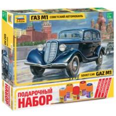 Модель для склеивания «Автомобиль ГАЗ-М1»