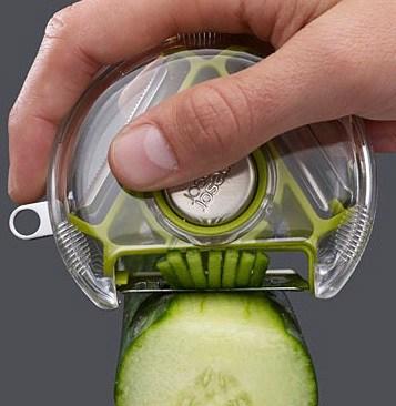 Нож для очистки овощей Bubble