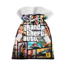 Новогодний 3D мешок GTA