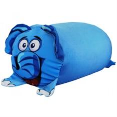 Подушка-валик Весёлый слон