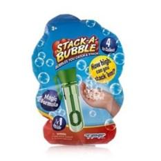 Мыльные застывающие пузыри Волшебные
