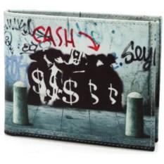 Кожаное портмоне Cash