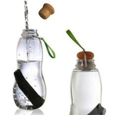 Зеленая эко-бутылка с фильтром Еau Good