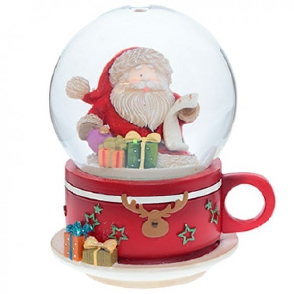 Снежный шар Чашка