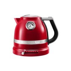Красный чайник на 1.5л KitchenAid Artisan