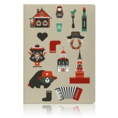 Обложка для паспорта Russia