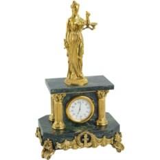 Настольные часы Фемида