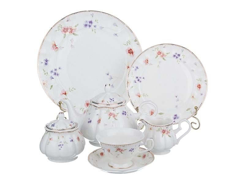 Чайный набор на 12 персон Пасадена