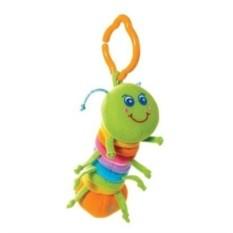 Мягкая игрушка-подвеска с вибрацией Гусеничка Tiny Love