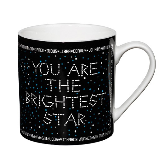 Кружка You are the Brightest Star