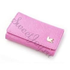 Ключница Pigeon Key Wallet – Pink