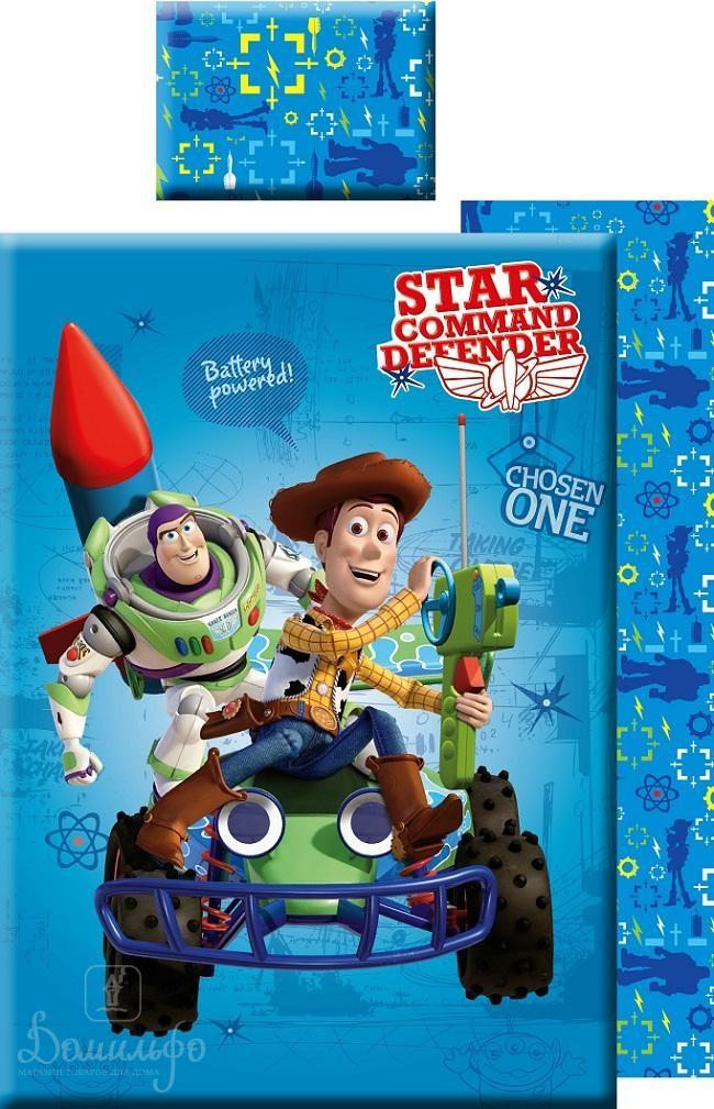Детское постельное белье Toy Story