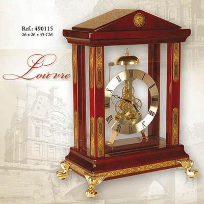 Часы Лувр