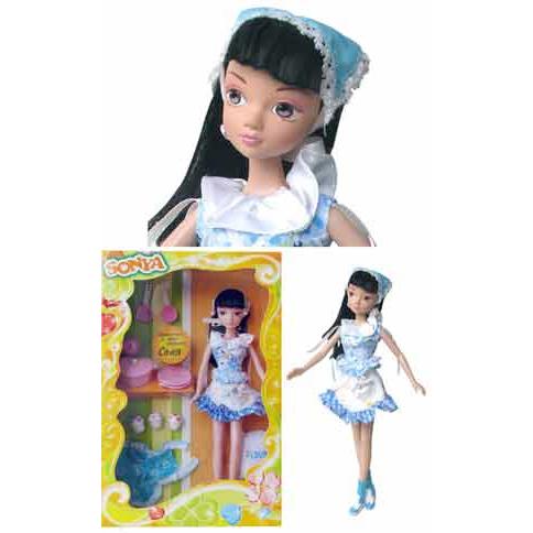 Кукла «Соня» с набором