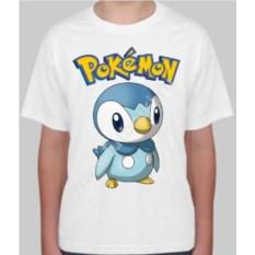 Детская футболка с покемоном Пиплап