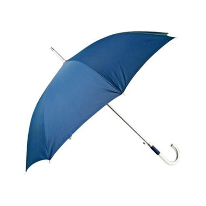 Зонт-трость полуавтоматический с алюмин. ручкой