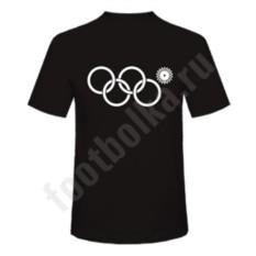 Мужская футболка Олимпиада 2014