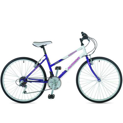 Женский велосипед Author