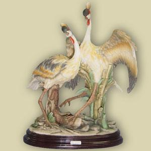 Статуэтка «Две птицы»