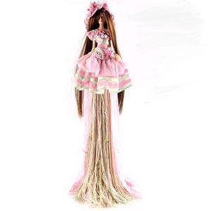 Коллекционная кукла «Принцесса на горошине»