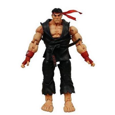 Фигурка Ryu по игре Street Fighter