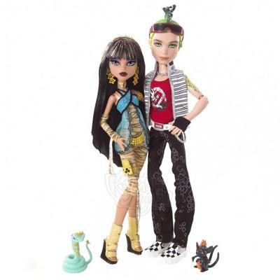 Набор из двух кукол Клео де Нил и Дьюс Горгон