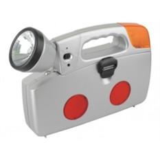 Набор инструментов автомобилиста из 14 предметов с фонарем