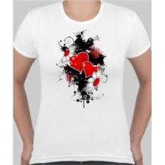 Женская футболка Ромашки