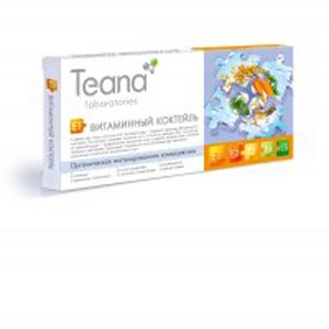 Концентрат E1 «Витаминный коктейль» Teana