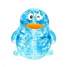 3D пазл-светильник Пингвин XL Crystal Puzzle