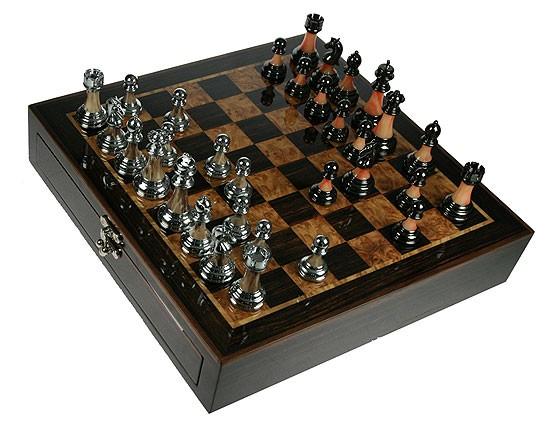 Настольная игра Шахматы 6