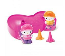 Игровой набор «Скейт-парк» Hello Kitty