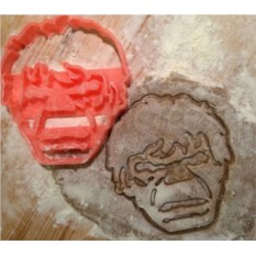 Форма для печенья Hulk