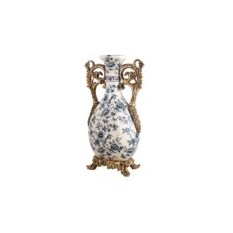 Декоративная ваза из керамики