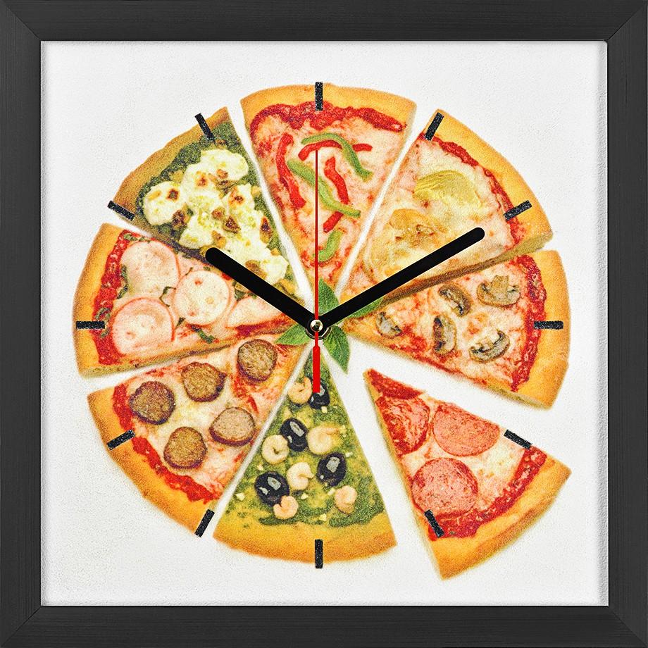 Часы «Время пиццы»