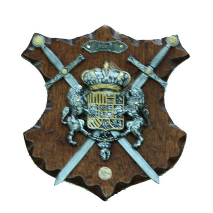 Коллаж «Рыцарские трофеи»