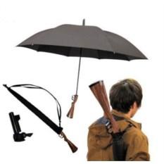 Зонт-трость Ружьё